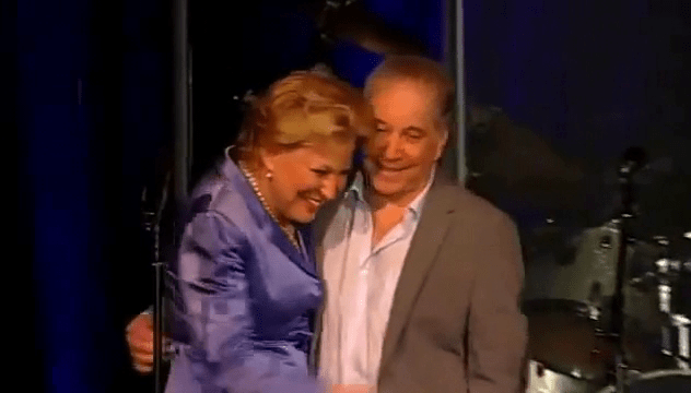 Bette Midler & Paul Simon - CHF Benefit - June 2011