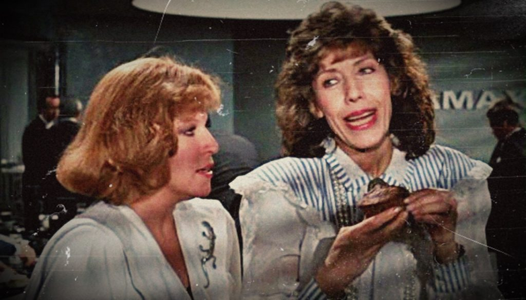 Bette Midler & Lily Tomlin in Big Business