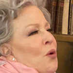 Photo: Bette Midler At Strand Bookstore NYC 3-8-20