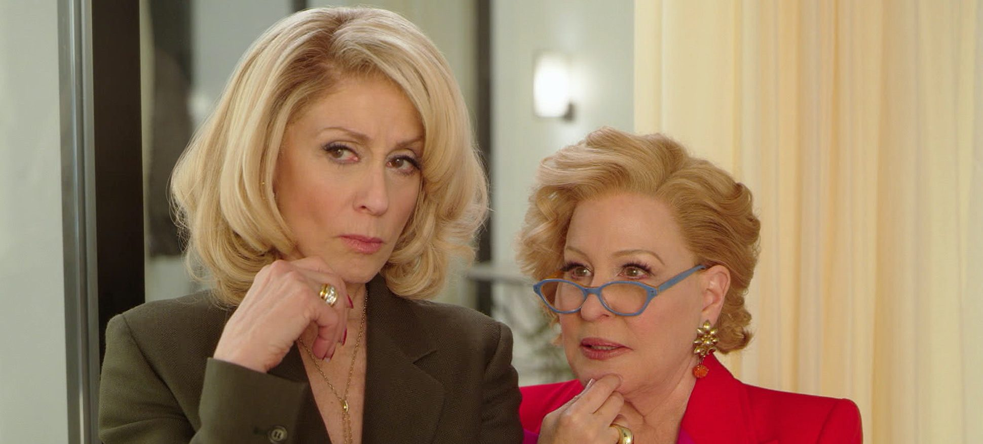 The Politician 2: Bette Midler and Judith Light
