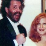 Bette Midler at an AIDs benefit circa 1988
