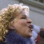 Video: Bette Midler - National Anthem -2002 - Happy 4th Of July 2020!