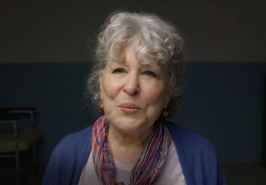 Bette Midler in Coastal Elites