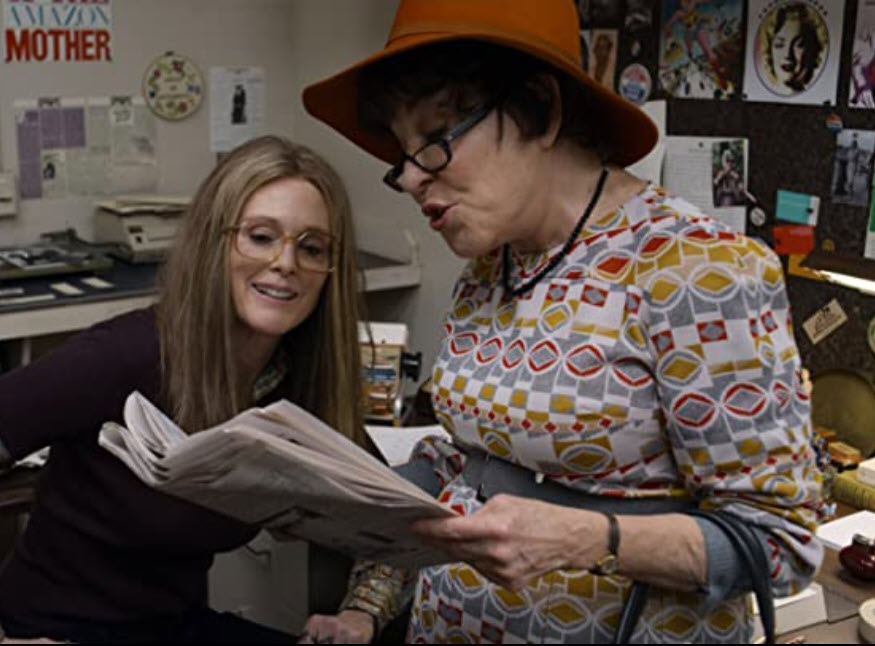Bette Midler and Julianne Moore in 'The Glorias'