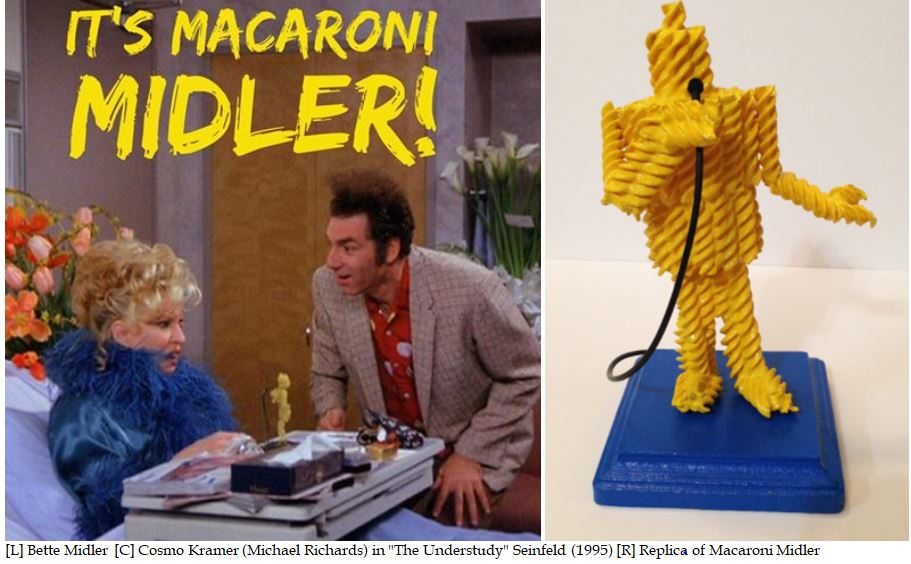 Bette Midler on Seinfeld