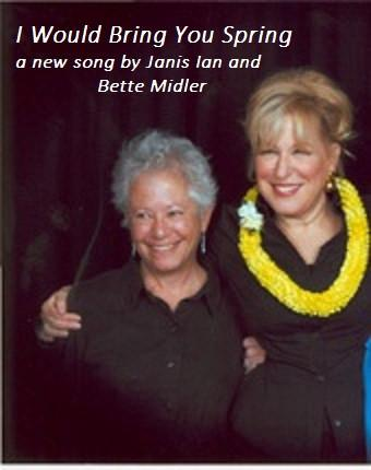 I Wish You Spring by Janis Ian & Bette Midler