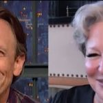 Full Video: Bette Midler visits Seth Meyers on The Late Show