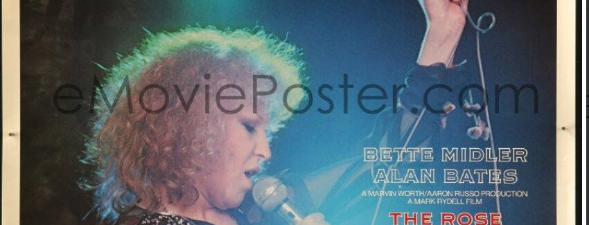 Coming Soon: Bette Midler in The Rose