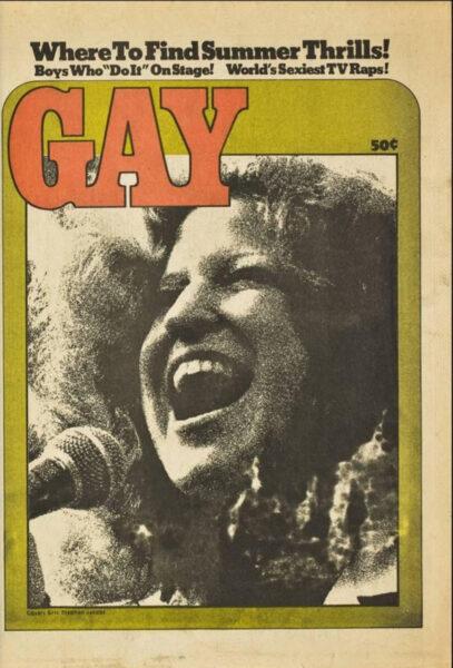 Bette Midler 1973