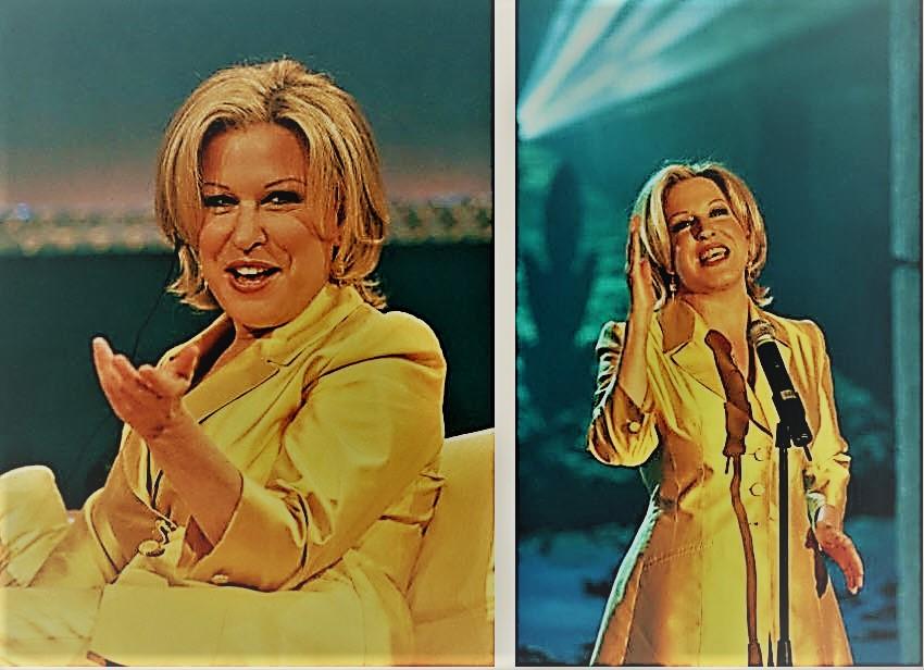 Bette Midler and Wetten Daas 1998