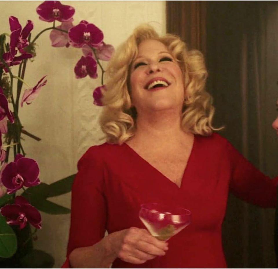 Bette Midler in Freak Show