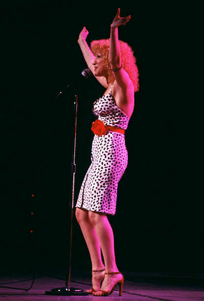 Bette Midler in  Divine Madness