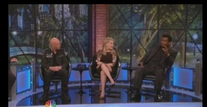 Howie Mandel, Bette Midler, and Craig  Robinson on The Marriage Ref 2010