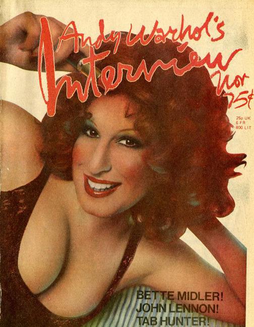 Video: The Rolling Stone Magazine 10th Anniversary Special  1977 Bette Midler