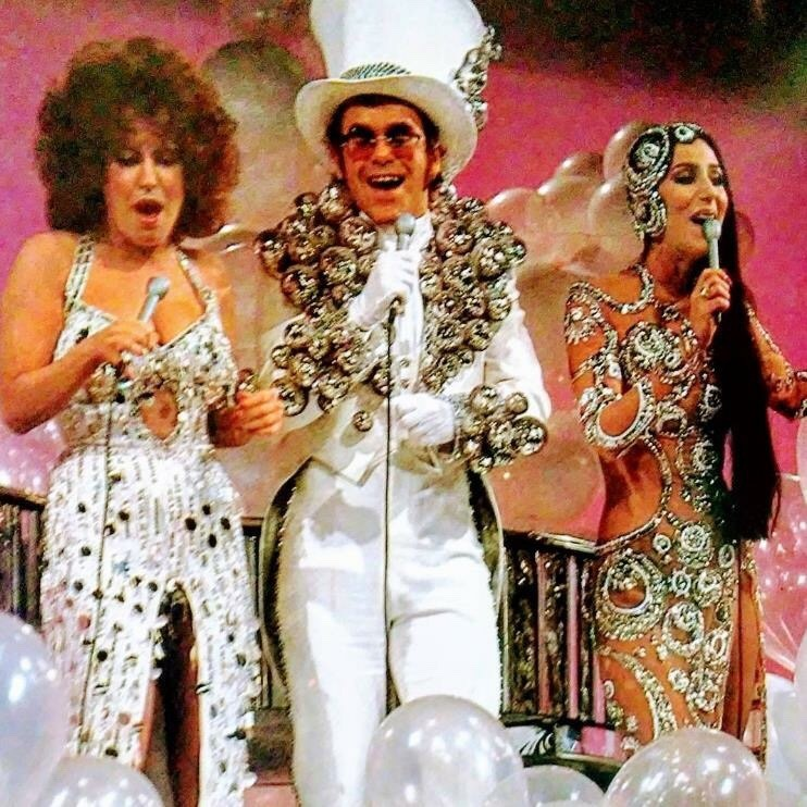The Cher Special with Bette Midler, Elton John, and Flip Wilson