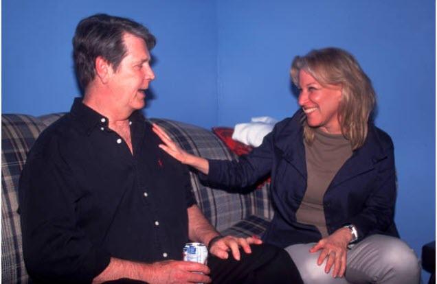 Brian Wilson & Bette Midler