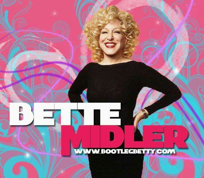 Bette Midler: BootlegBetty.com