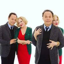 Bette Midler and Billy Crystal