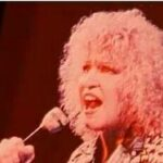 Video: Bette Midler ft. Shabba-Doo - Hurricane -  In 'Divine Madness' on Broadway (Rough Video)