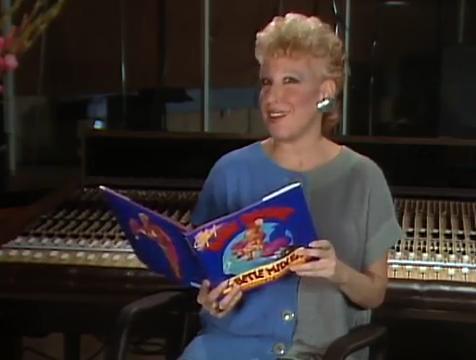 Bette Midler 1983