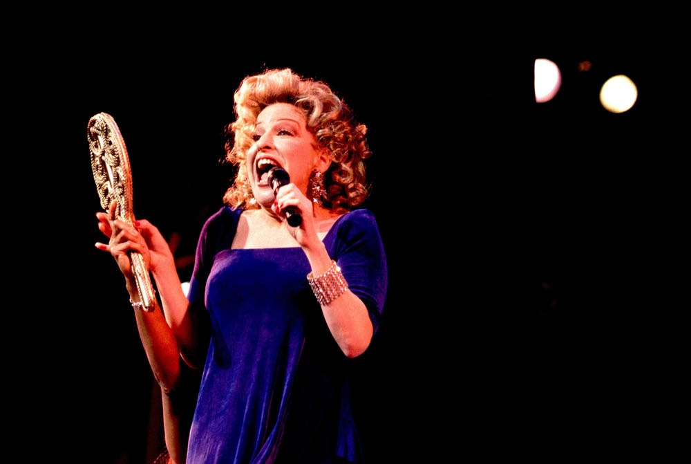 Bette Midler Among The 44th Annual Kennedy Center Honorees Held On December 5th