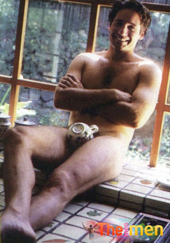 David Duchovny in Californication