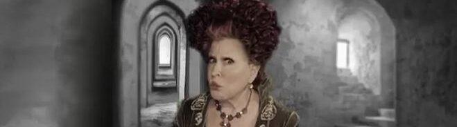 Bette Midler as Winifred Sanderson