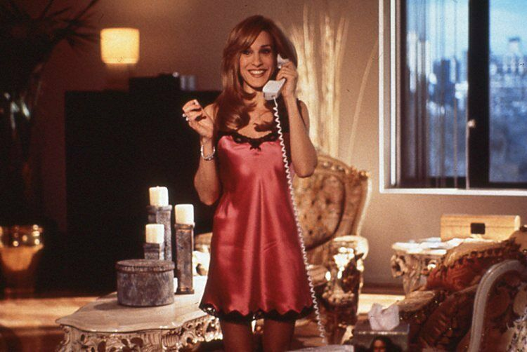 Sarah Jessica Parker in The First Wives Club