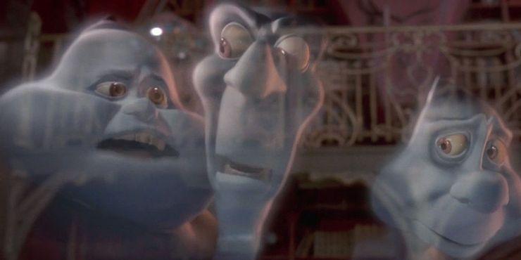 The Ghostly Trio (Casper)