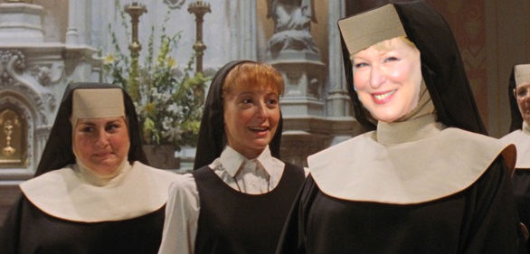 Bette Midler in Sister Act