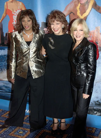 Donna Summer Joy Behar Bette Midler 2003